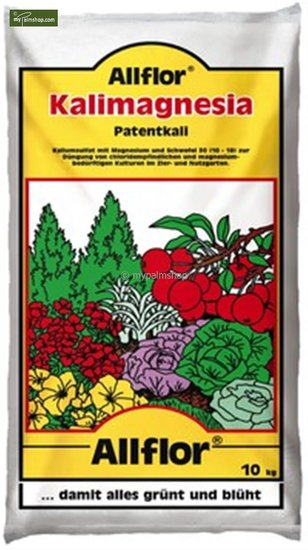 Kali-Magnesium (patentkali) 10 kg