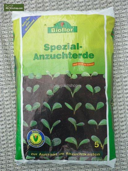 Bioflor terreau spécial semis et bouturage 5 ltr