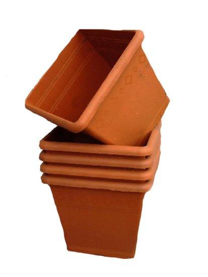 Grands pots pour palmier 26 x 26 cm