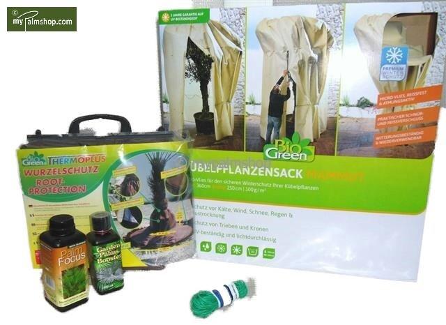 Pack en soldes protection hivernale spécial palmiers XXL