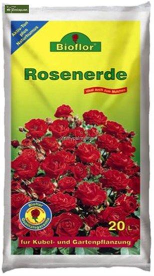 Bioflor terreau pour rosier