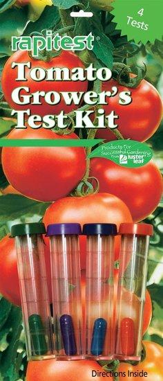 Kit testeur de sol Rapitest pour tomates 4X