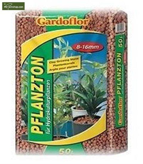 Billes d'argile expansée pour plantes hydroponiques 50 Ltr