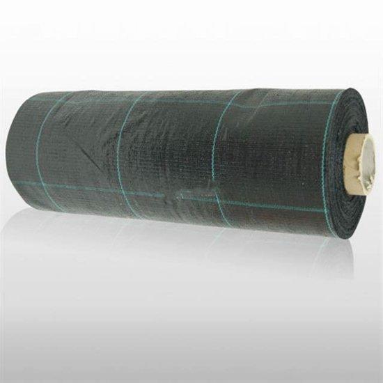 Toile de paillage anti-herbes indésirables - 100 Mtr. x 2 Mtr (200m²)