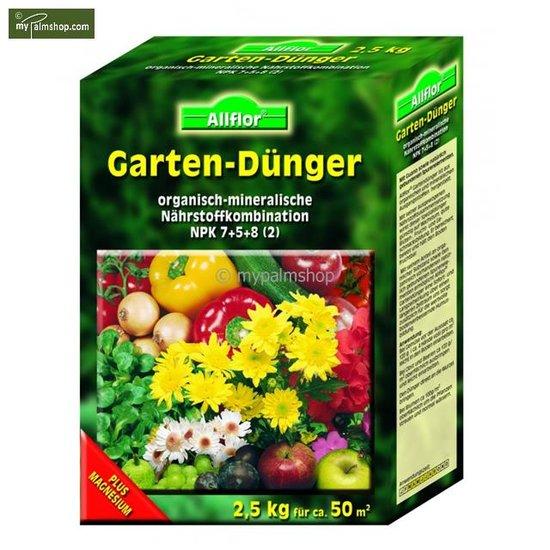 Allflor Engrais pour jardin 2,5 kg