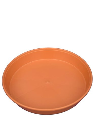 Soucoupe ronde en plastique Ø 18 cm