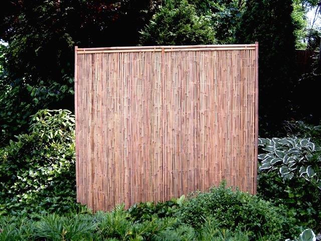 Canisse brise-vue en bambou 90cm x 180cm [palette]