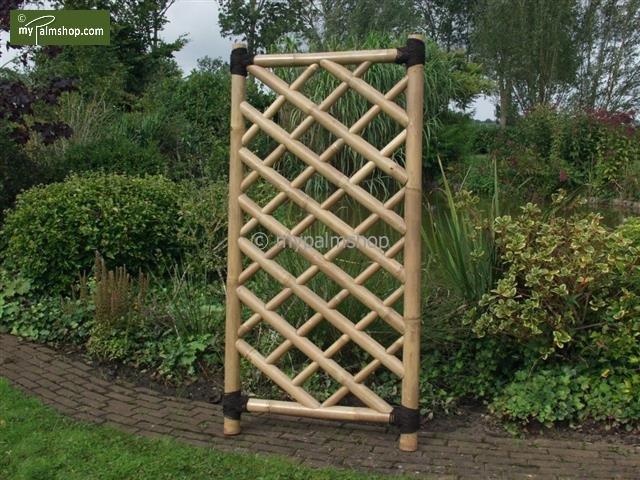 Brise-vue en bambou 90cm x 180cm [palette]