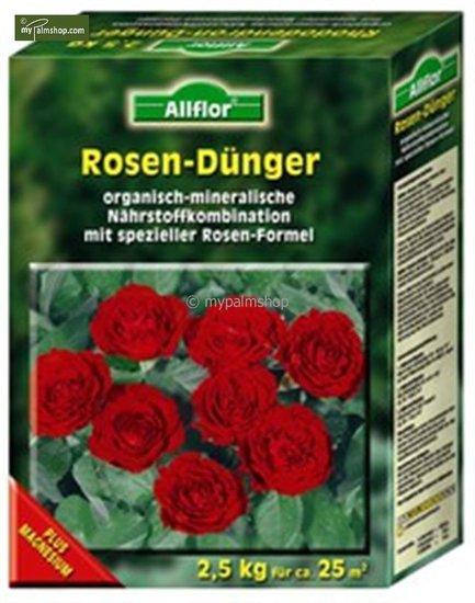 Engrais pour rosiers 2,5 kg