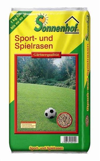 Semences de gazon pour terrains de sport et aires de jeux 1 kg